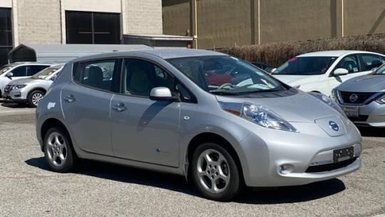 2012 Nissan LEAF JN1AZ0CP2CT024681