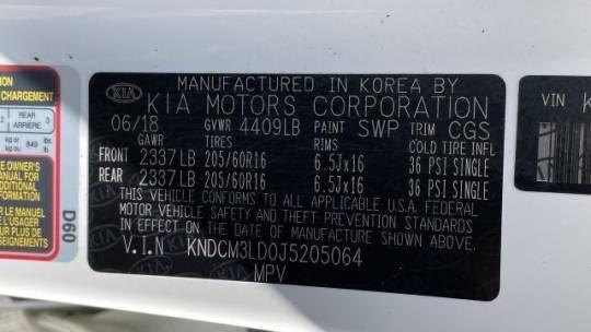 2018 Kia Niro KNDCM3LD0J5205064