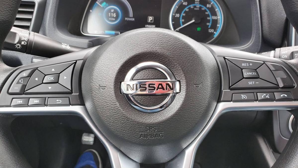 2019 Nissan LEAF 1N4AZ1CP0KC312786