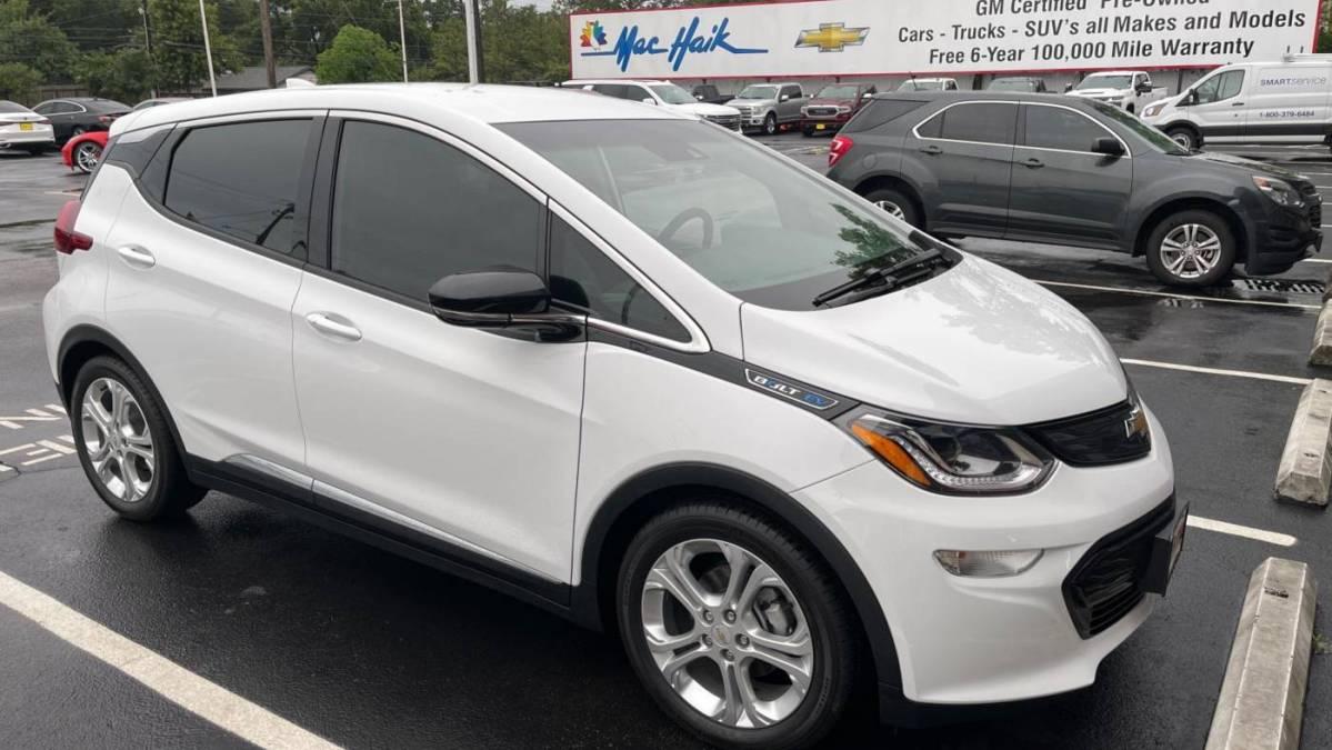 2020 Chevrolet Bolt 1G1FY6S05L4126444