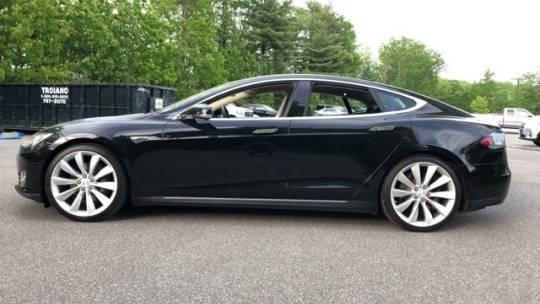 2014 Tesla Model S 5YJSA1S14EFP32111