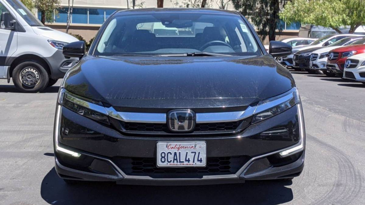 2018 Honda Clarity JHMZC5F30JC001208