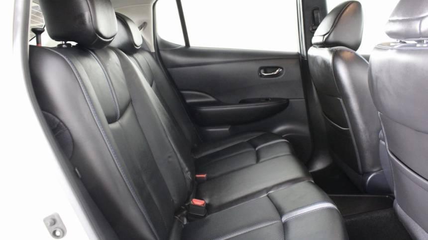 2019 Nissan LEAF 1N4AZ1CP9KC305772