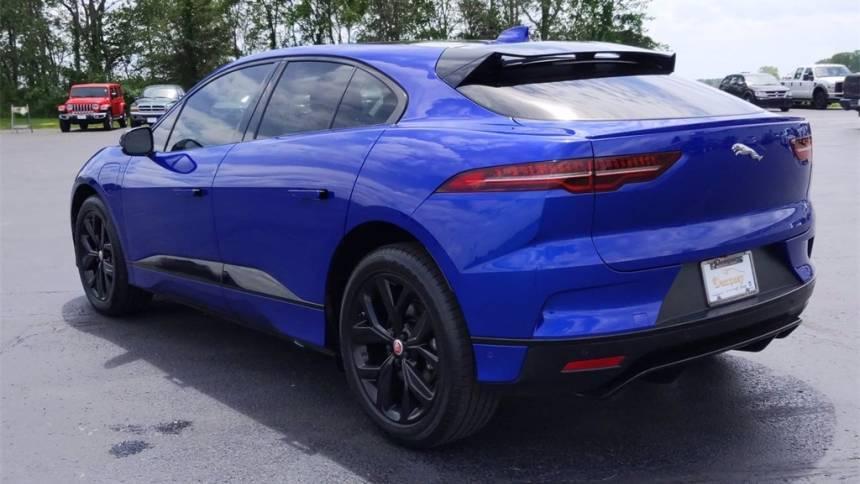 2020 Jaguar I-Pace SADHB2S14L1F85377