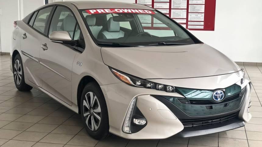 2018 Toyota Prius Prime JTDKARFP6J3093279