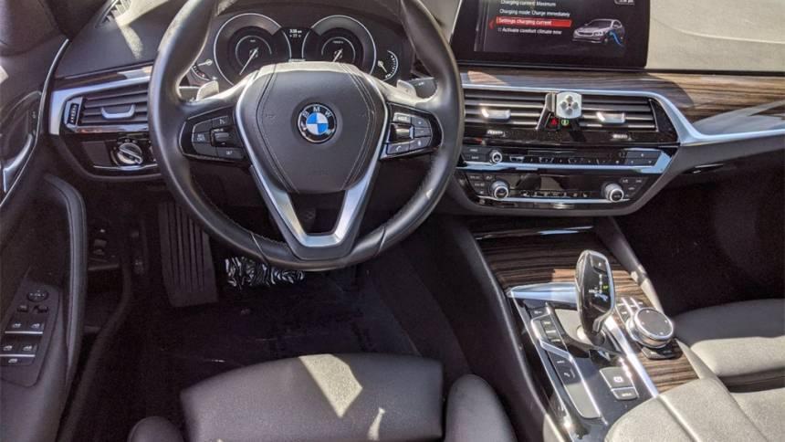2019 BMW 5 Series WBAJA9C50KB388770
