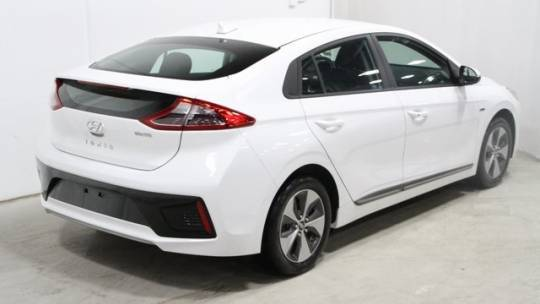 2019 Hyundai IONIQ KMHC75LH7KU048156