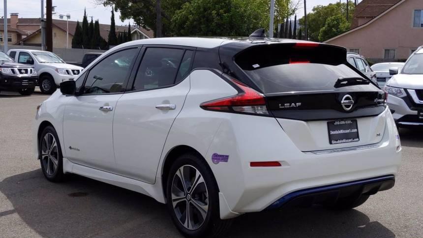 2019 Nissan LEAF 1N4AZ1CP1KC308245