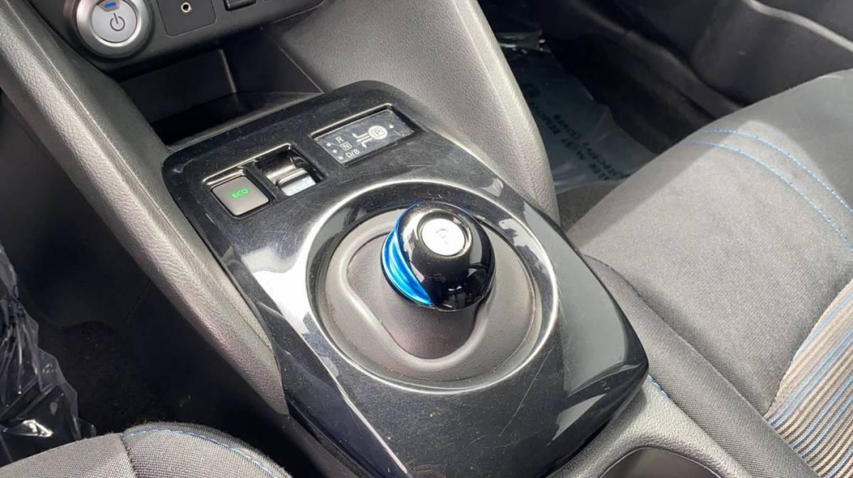 2019 Nissan LEAF 1N4AZ1CP3KC300194