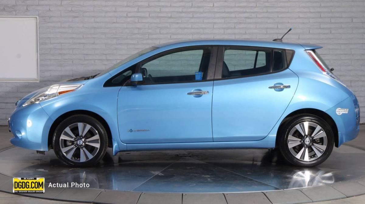 2014 Nissan LEAF 1N4AZ0CP8EC335358