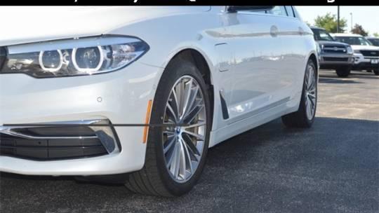 2019 BMW 5 Series WBAJB1C59KB376714