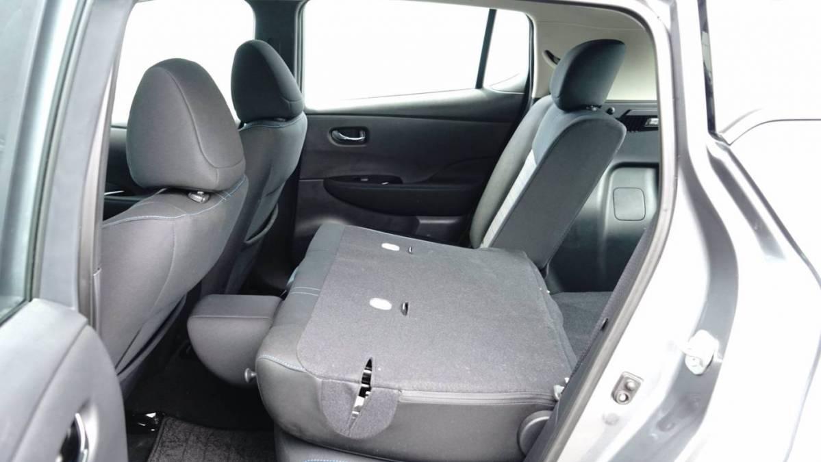 2019 Nissan LEAF 1N4AZ1CP8KC307772