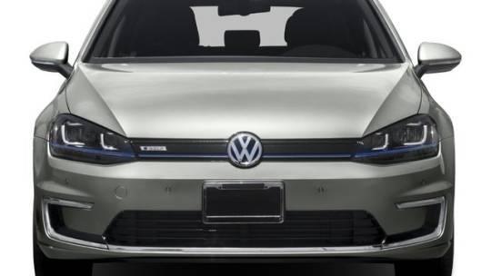 2016 Volkswagen e-Golf WVWKP7AU8GW906967