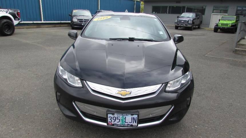 2016 Chevrolet VOLT 1G1RD6S52GU117856