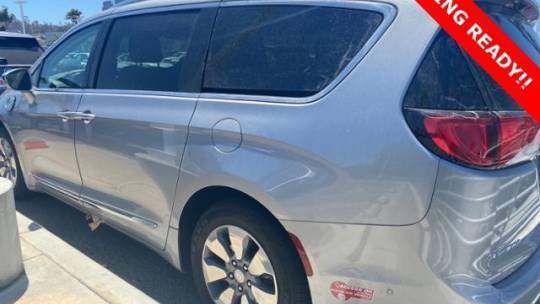 2018 Chrysler Pacifica Hybrid 2C4RC1N71JR213301