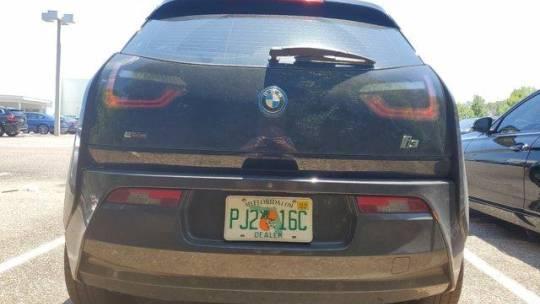 2015 BMW i3 WBY1Z4C50FV503577