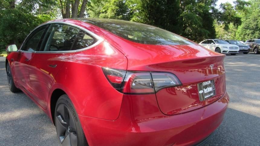 2018 Tesla Model 3 5YJ3E1EA6JF058607
