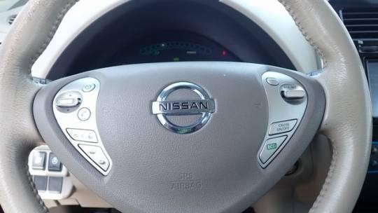 2013 Nissan LEAF 1N4AZ0CP5DC424643