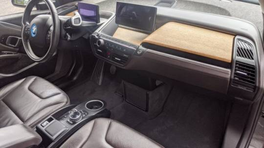 2014 BMW i3 WBY1Z2C5XEVX51676
