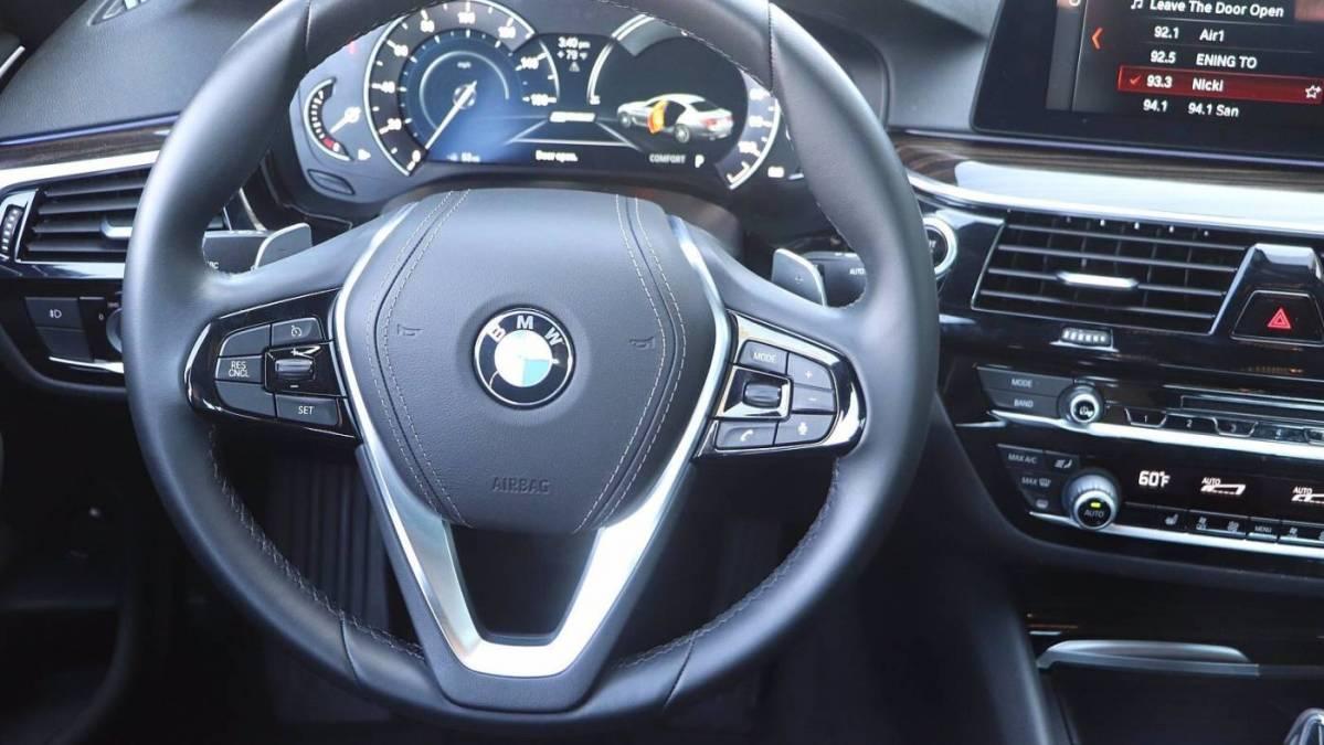 2018 BMW 5 Series WBAJA9C52JB249870