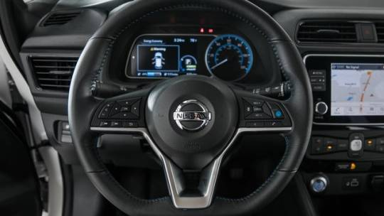 2019 Nissan LEAF 1N4BZ1CP4KC319776