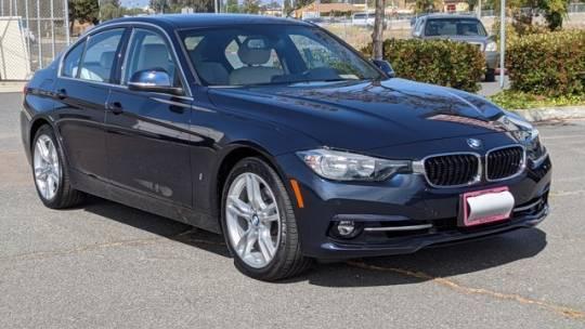 2017 BMW 3 Series WBA8E1C39HA029659