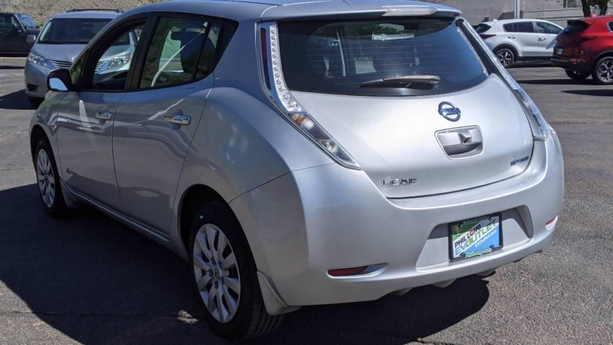 2015 Nissan LEAF 1N4AZ0CP7FC315345