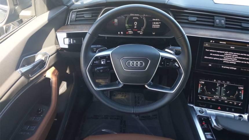 2021 Audi e-tron WA12AAGE4MB006398