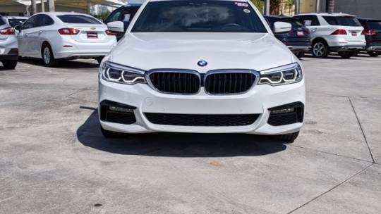 2020 BMW 5 Series WBAJA9C03LCE13521