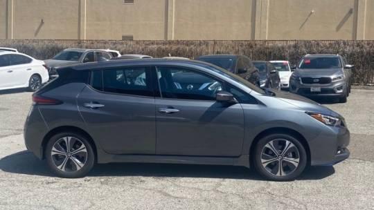 2020 Nissan LEAF 1N4BZ1DP2LC303740