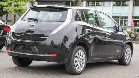 2015 Nissan LEAF 1N4AZ0CP4FC311138