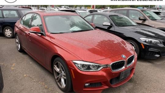 2018 BMW 3 Series WBA8E1C50JA167579