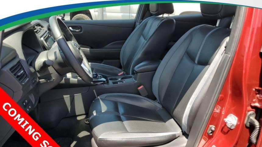 2018 Nissan LEAF 1N4AZ1CP2JC309015