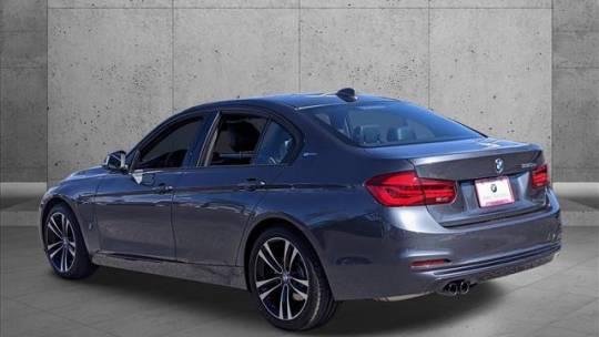 2018 BMW 3 Series WBA8E1C51JA178011