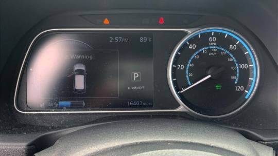 2018 Nissan LEAF 1N4AZ1CP3JC309010