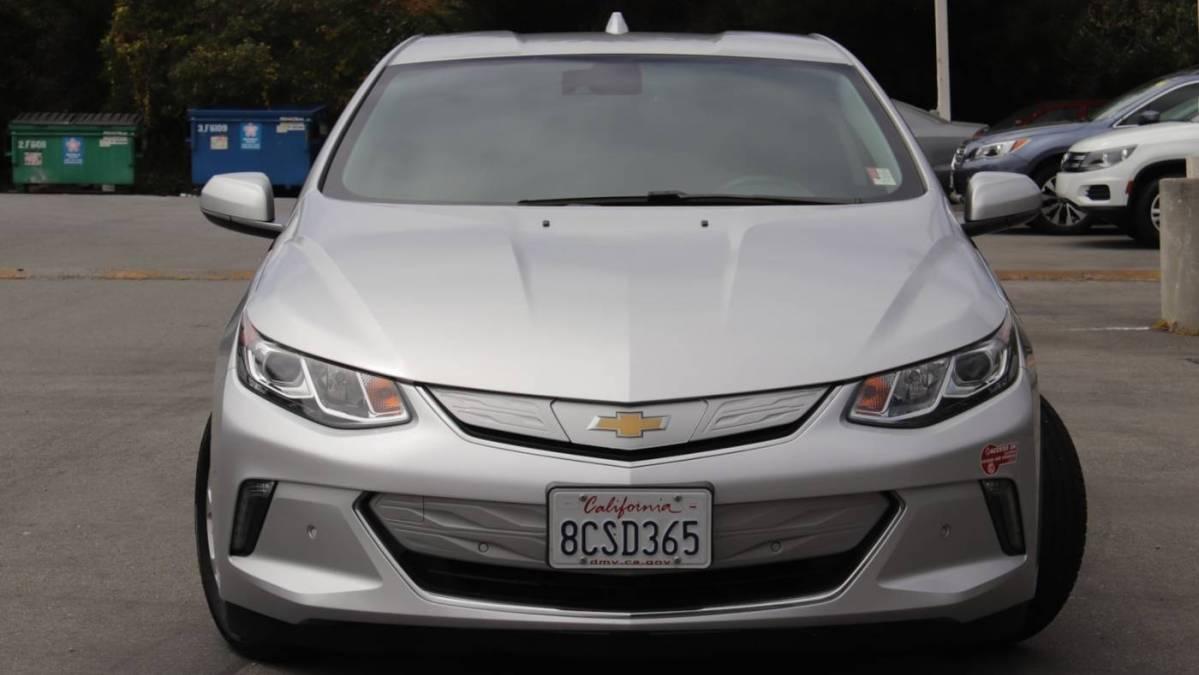 2018 Chevrolet VOLT 1G1RD6S58JU126343