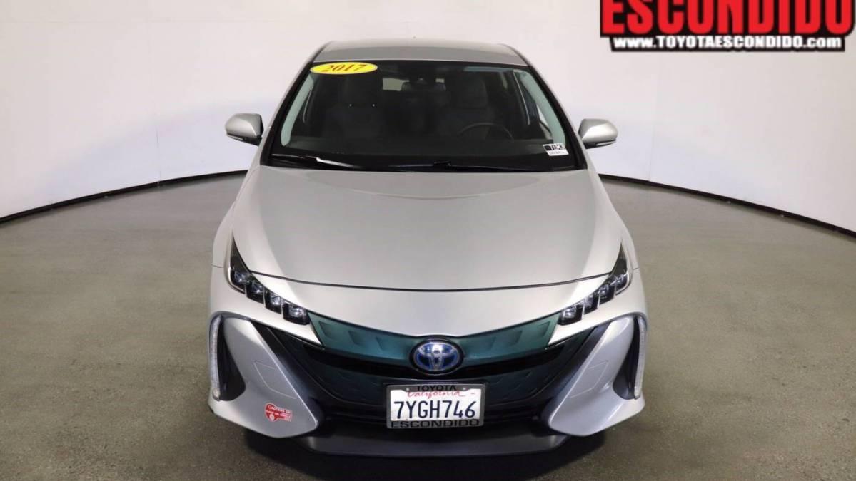 2017 Toyota Prius Prime JTDKARFP2H3007296