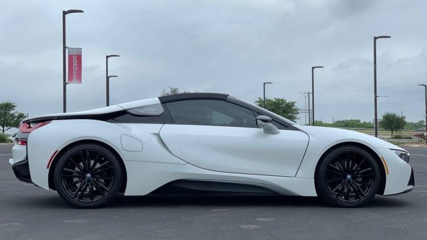 2019 BMW i8 WBY2Z6C52K7D00014