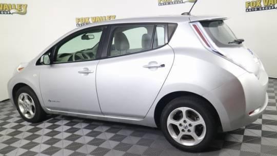 2012 Nissan LEAF JN1AZ0CP5CT025811