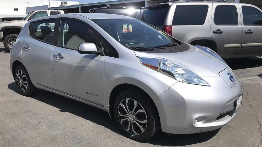 2015 Nissan LEAF 1N4AZ0CP4FC323502