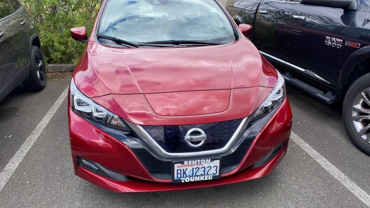 2018 Nissan LEAF 1N4AZ1CP1JC309300