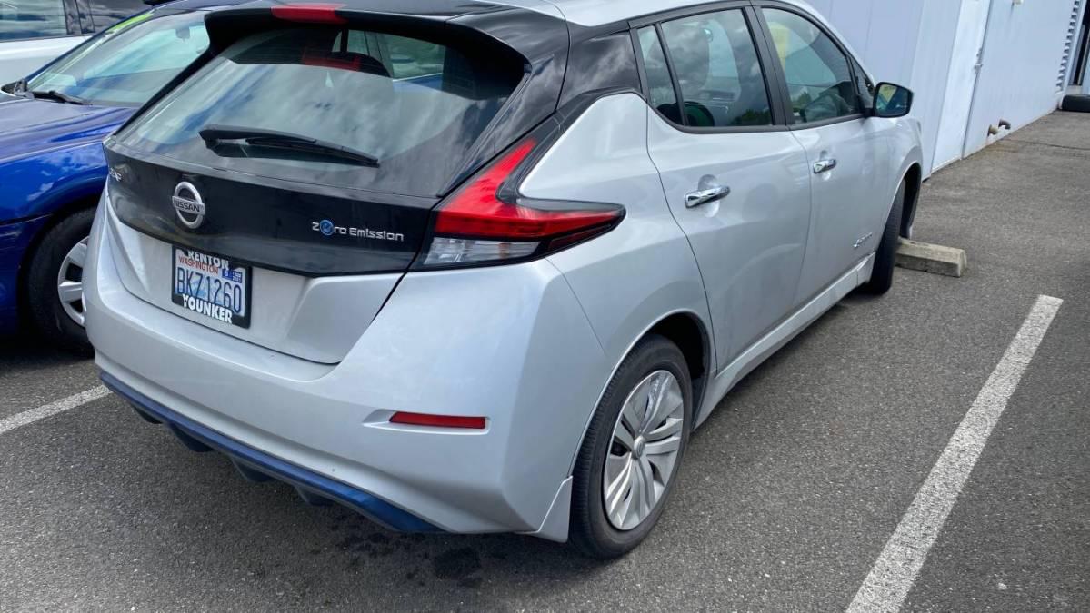 2018 Nissan LEAF 1N4AZ1CP1JC308292