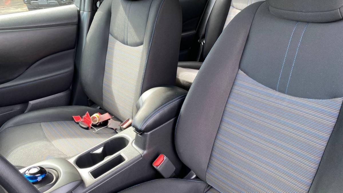 2018 Nissan LEAF 1N4AZ1CP6JC310796