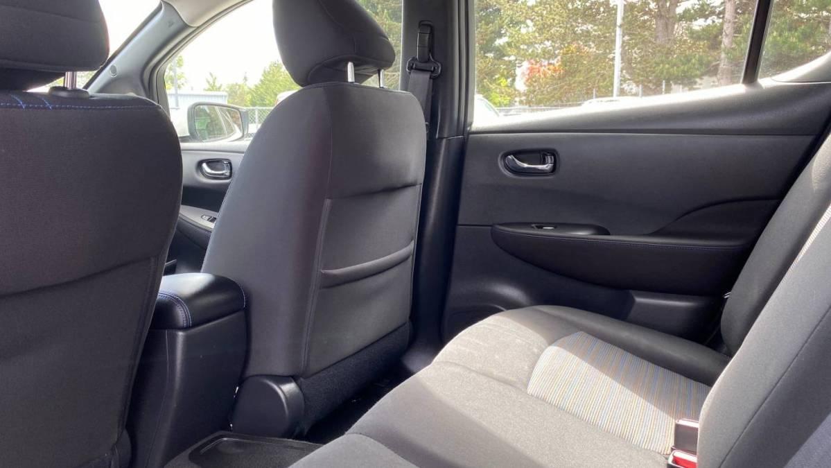 2018 Nissan LEAF 1N4AZ1CP8JC307947