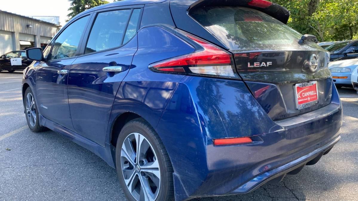 2019 Nissan LEAF 1N4AZ1CP5KC315327