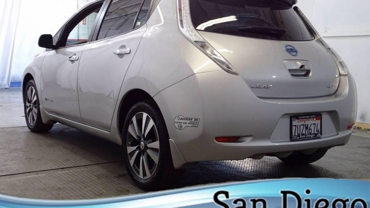 2016 Nissan LEAF 1N4BZ0CP9GC307446