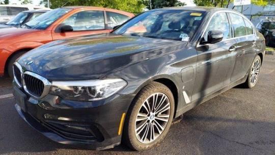 2018 BMW 5 Series WBAJB1C52JB084238