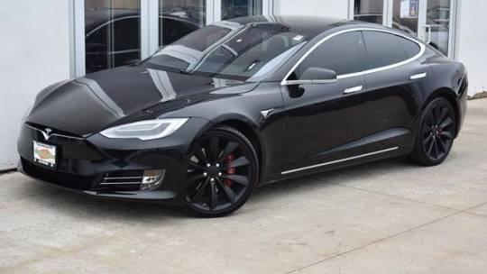 2019 Tesla Model S 5YJSA1E24KF310369