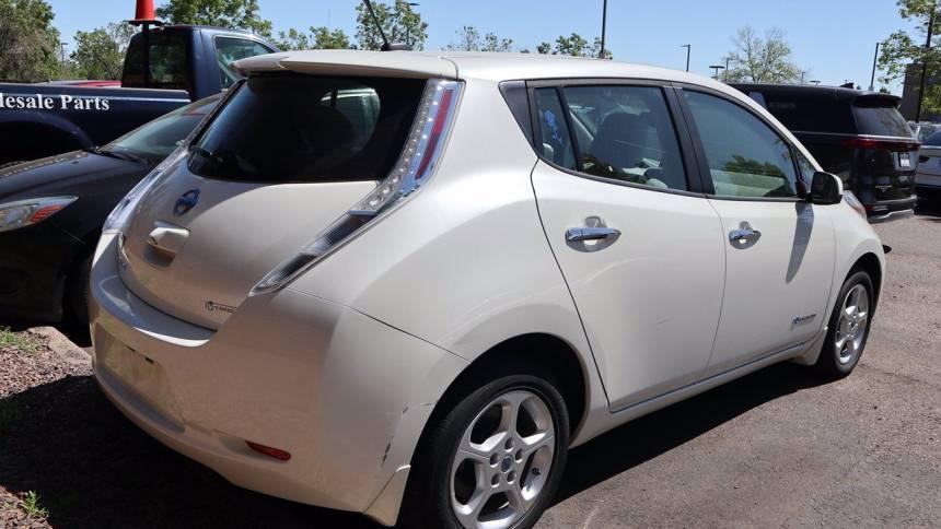 2013 Nissan LEAF 1N4AZ0CP2DC408514