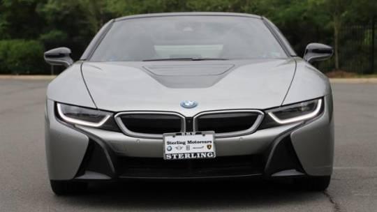2019 BMW i8 WBY2Z6C56KVG97867